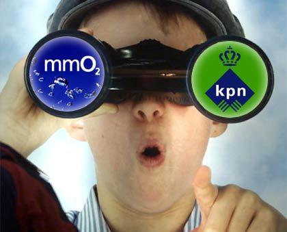 Sondierungsgespräche zwischen MM02 und KPN