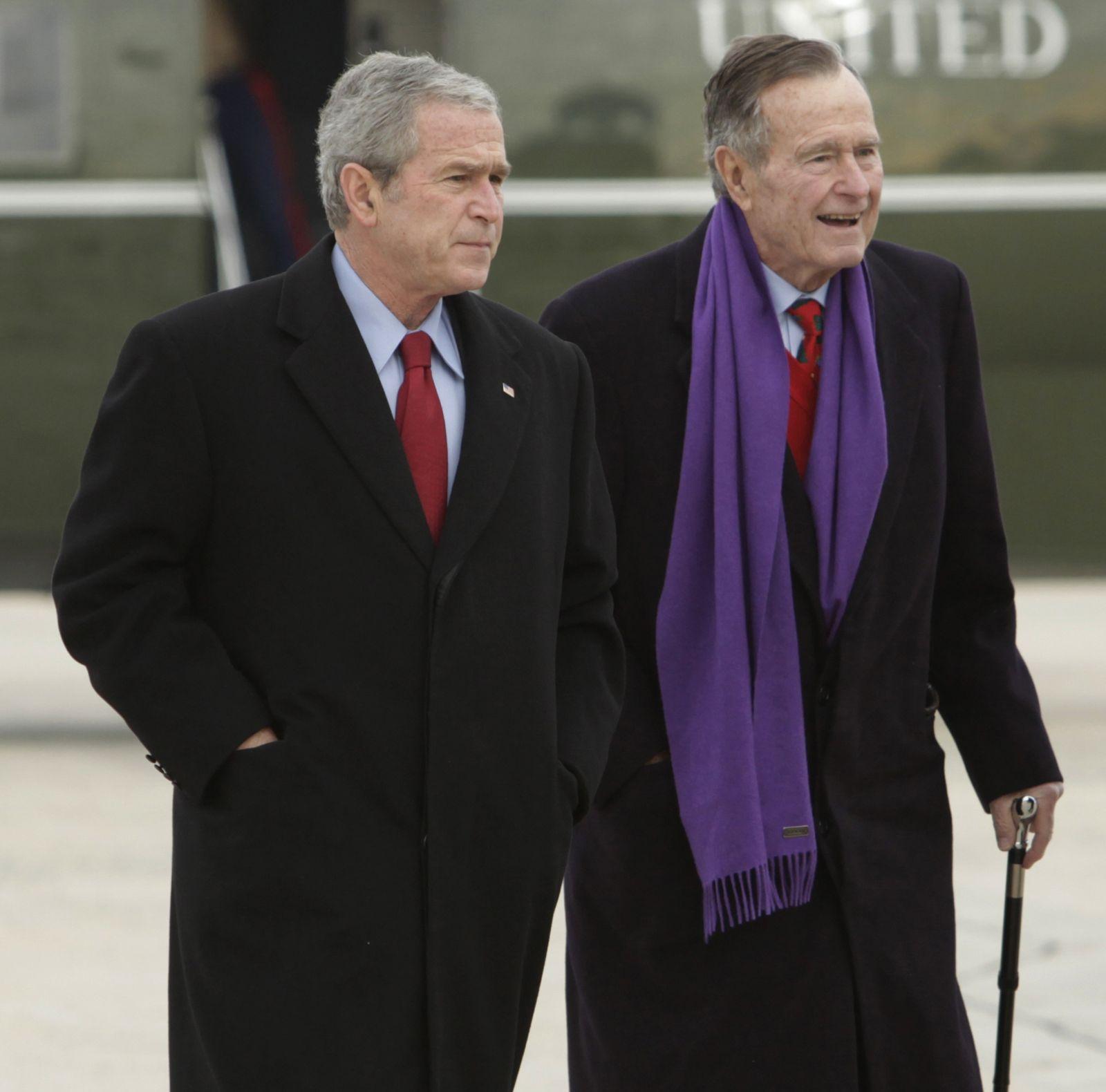 Bush Emails Hacked