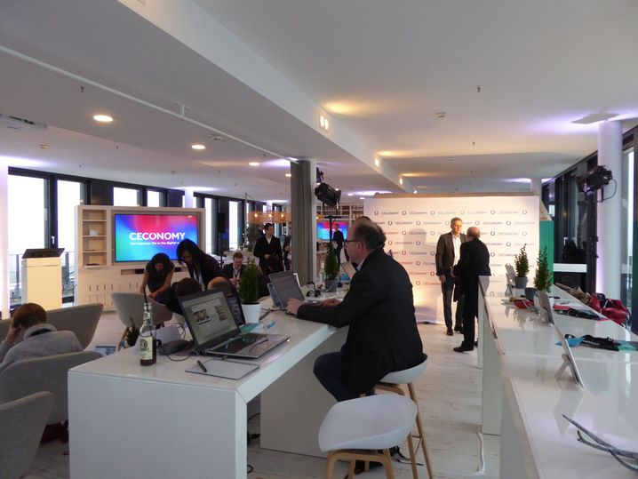 Bilanz-Pressekonferenz Ceconomy