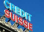 Es klart auf: Nach dem schwarzen Jahr 2002 zeigt das operative Geschäft bei Credit Suisse wieder Stärke