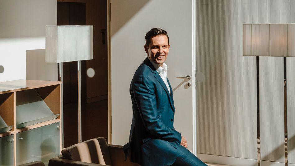 Jungmilliardär: Biotech-Börsengänge wandelten für Christian Angermayer das Seuchen- zum Wunderjahr