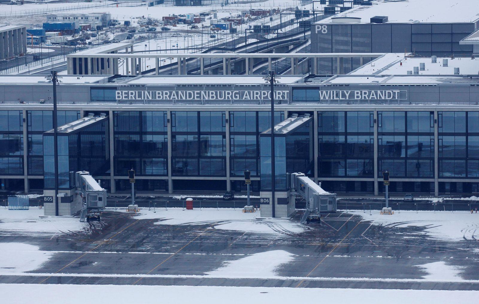 GERMANY-AIRPORT/BERLIN