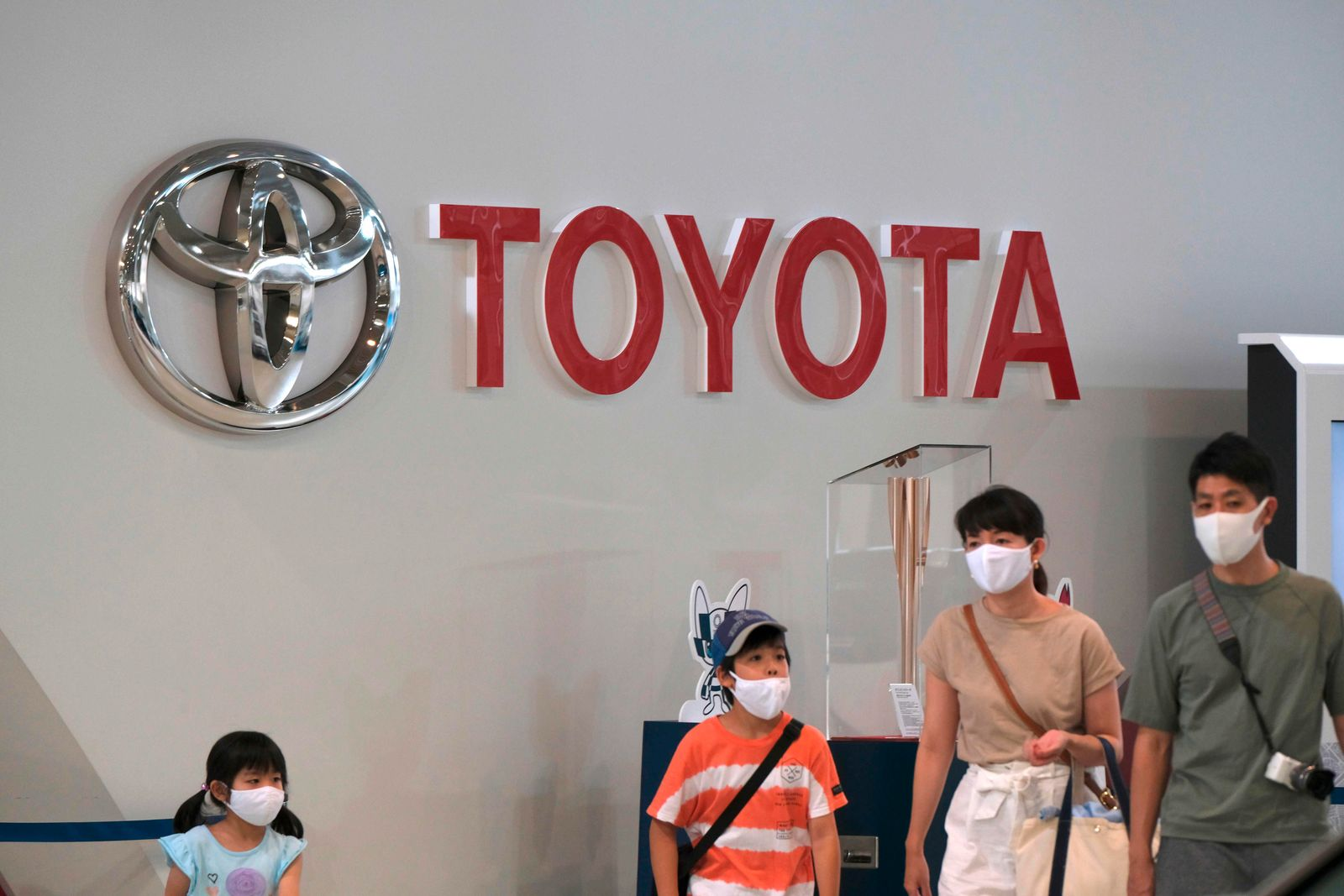 JAPAN-AUTOMOBILE-TOYOTA-EARNINGS
