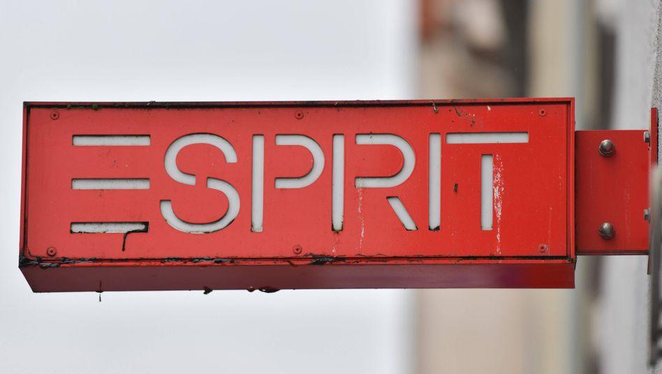 Esprit-Laden: In Deutschland gehen 1100 Stellen verloren, jede zweite Filiale soll schließen