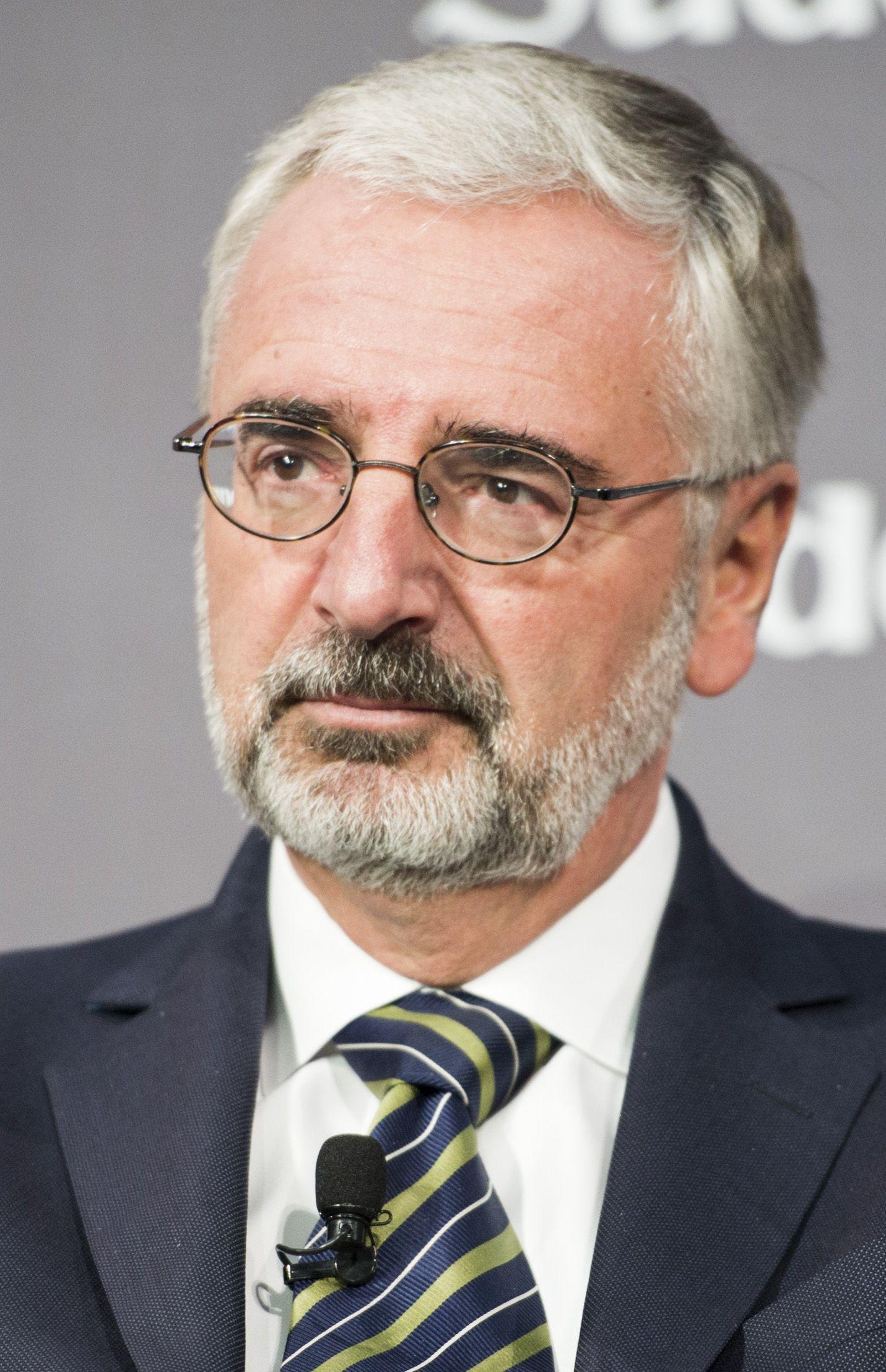 Paul Achleitner; Deutsche Bank
