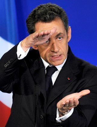Sarkozy: Entscheidung über die Anleihe im Dezember