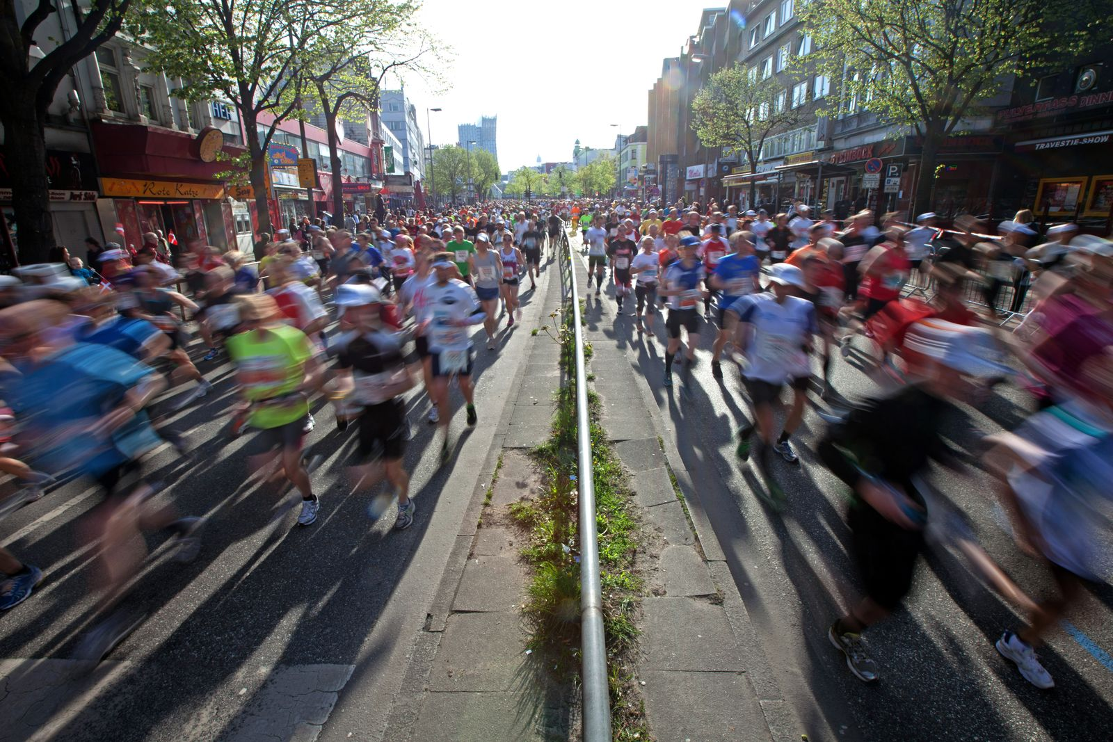 27. Hamburg-Marathon