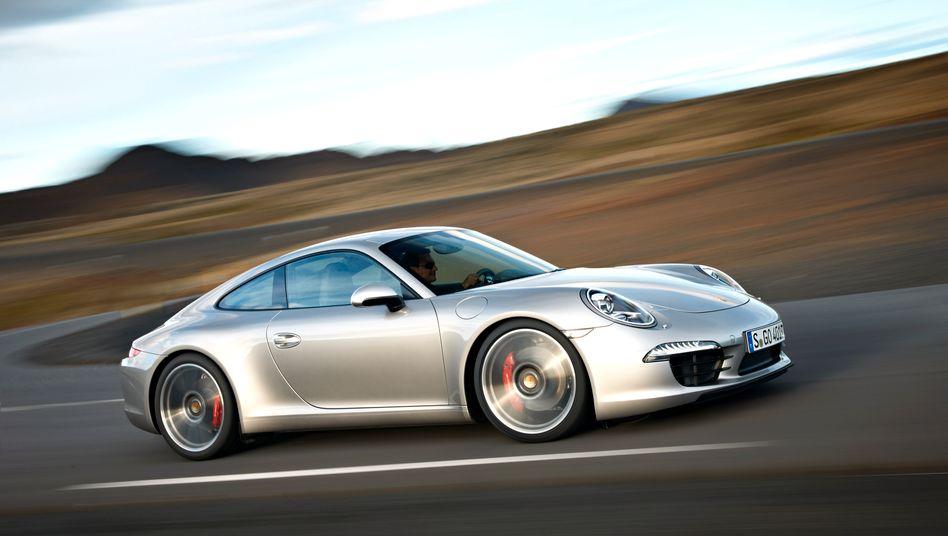 """Neuauflage des Porsche 911: """"Alle Zeichen stehen auf Wachstum"""", sagt Porsche-Chef Müller"""