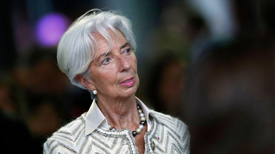 Behält die Strategie lieber für sich: EZB-Chefin Christine Lagarde hat bisher nicht angekündigt, was sie im Falle einer überschießenden Inflation zu tun gedenkt. Dadurch besteht erhebliches Crashpotenzial.