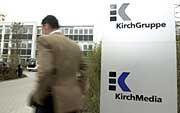 Milliarden-Forderungen gegen KirchMedia