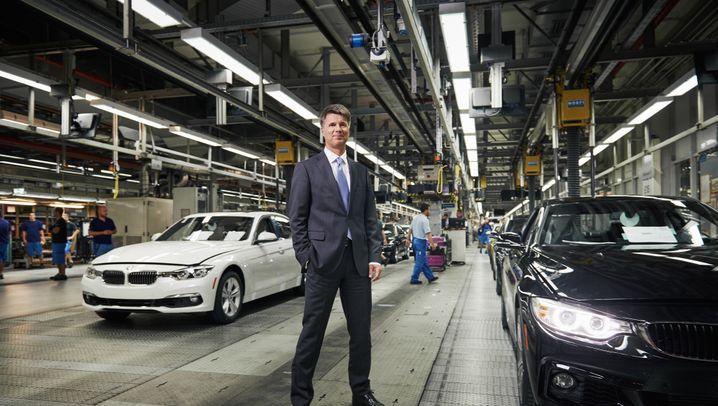Krügers Strategie: BMW - Apple inside