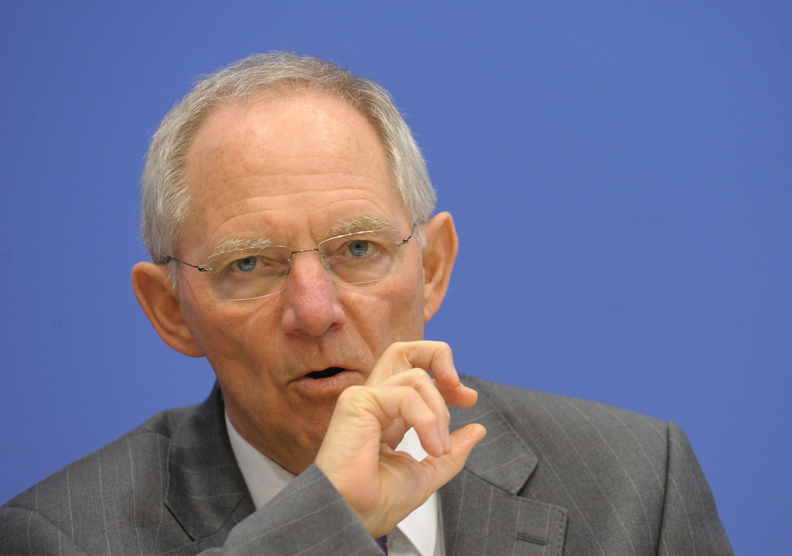 Pk Wolfgang Schäuble