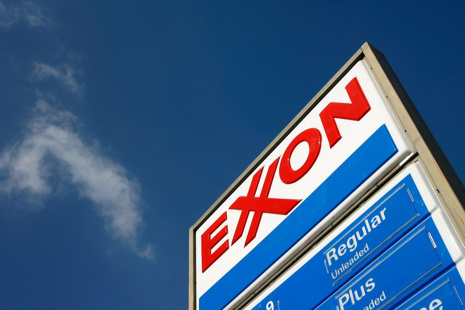 Exxon / Tankstelle