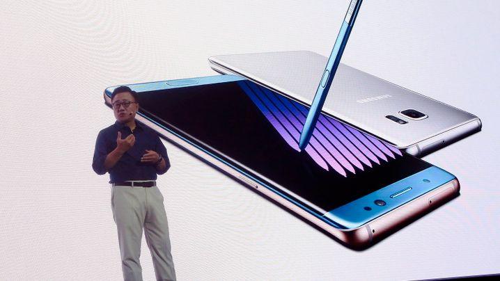 Galaxy Note7: Samsung ist mit Rückrufen nicht allein