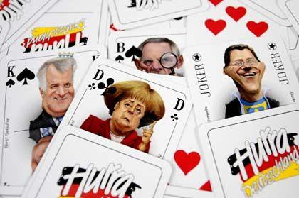Das Kabinett steht: Union und FDP haben das neue Regierungsteam zusammengestellt