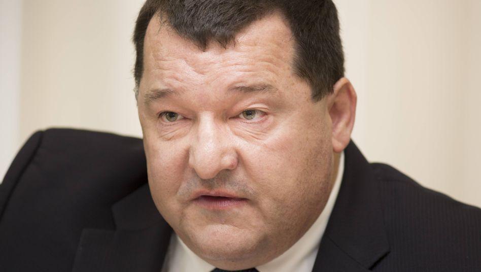 Andreas J. Goss, Vorstandsvorsitzender der Thyssenkrupp Steel Europe.