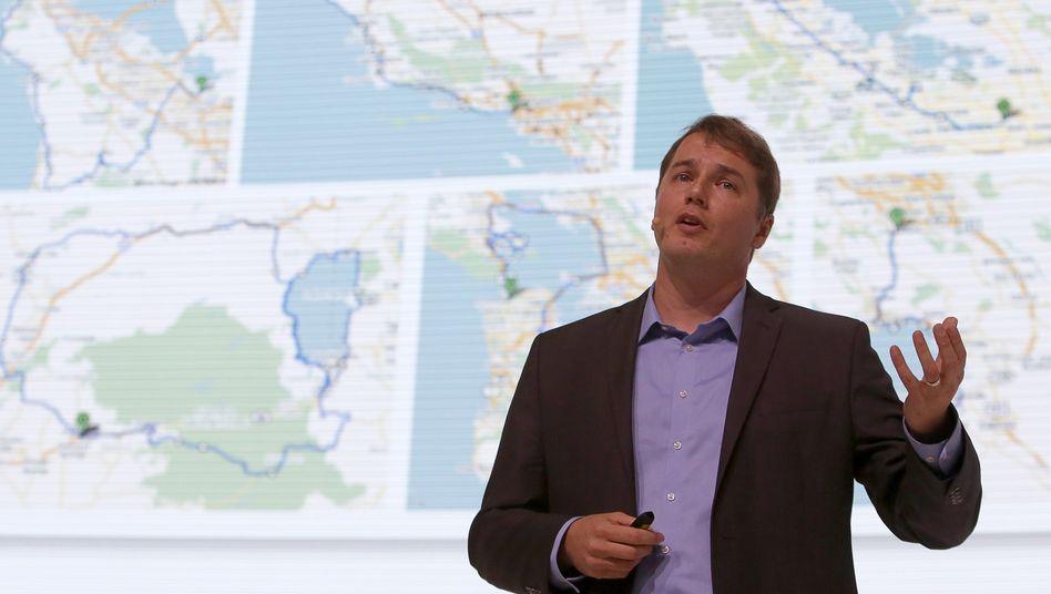Aurora-Mitgründer Chris Urmson erhält von Investoren 90 Millionen Dollar für sein Roboterauto-Startup