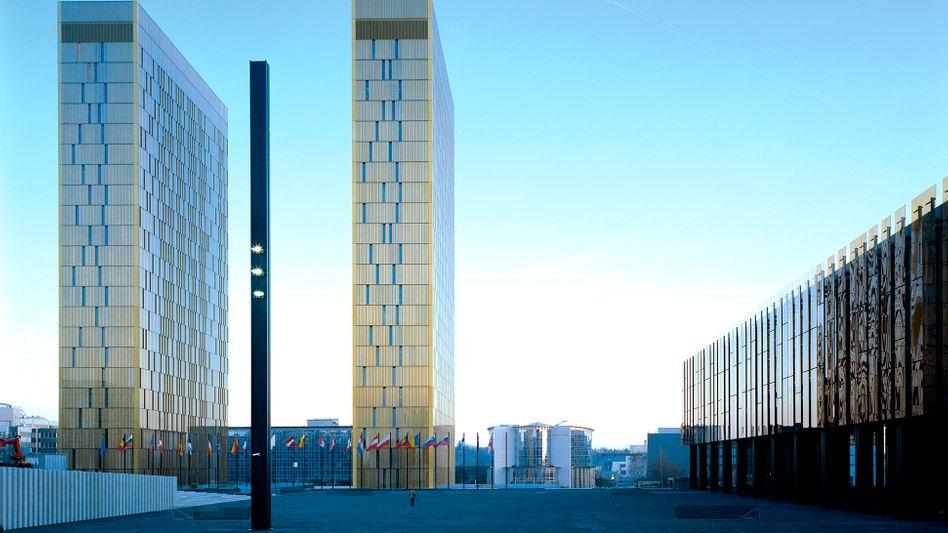Europäischer Gerichtshof in Luxemburg: Die Bundesregierung hatte eine Flut von Hartz-IV-Anträgen von EU-Zuwanderern befürchtet, wenn das Gericht eine Korrektur der Regeln gefordert hätte.