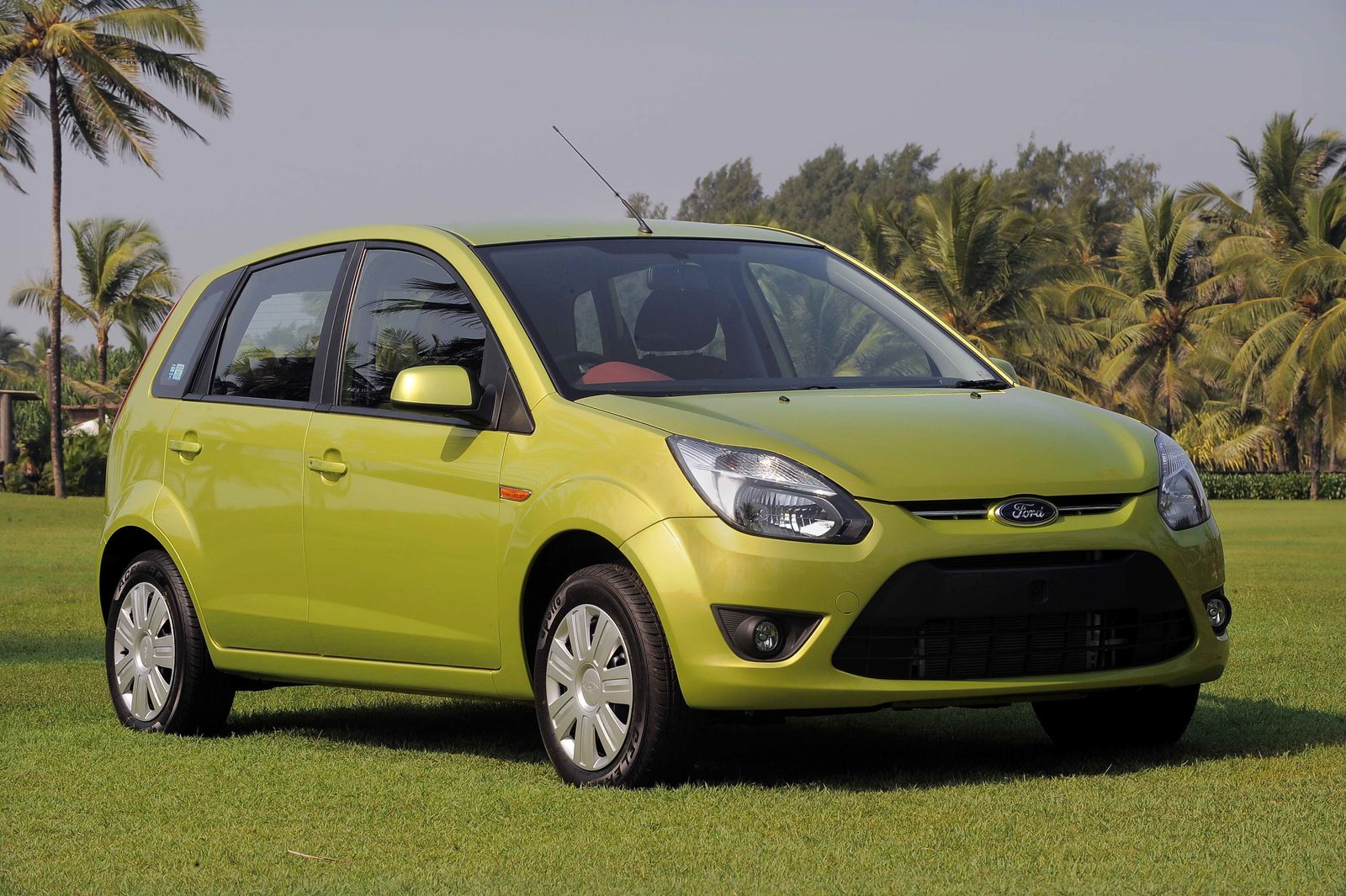 Ford Figo (India)