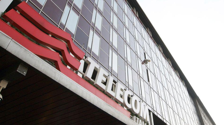Telecom Italia: Verwaltungsratschef Franco Bernabè ist am Donnerstag zurückgetreten