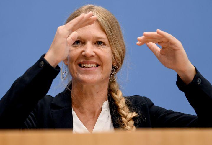 Viel zu seltenes Exempel: Antje von Dewitz ist Geschäftsführerin bei Vaude