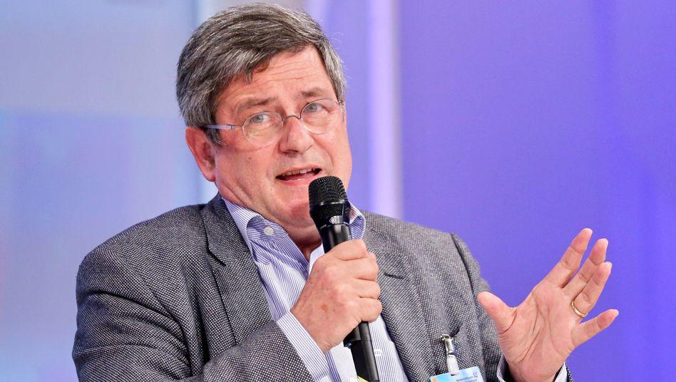 Abgang: Roland Tichy wird die Führung der Ludwig-Erhard-Stiftung abgeben.