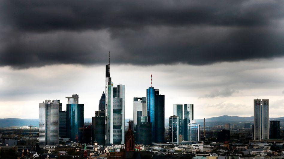 Frankfurter Bankenviertel: Die gleichen Lockungen wie in der Schweiz?