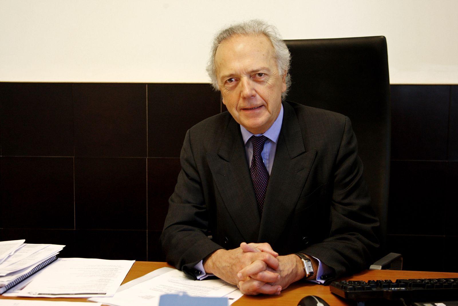 Edouard Carmignac / Vermögensverwalter