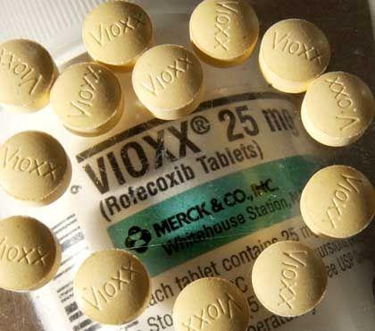Schmerzmittel Vioxx: Der Hersteller Merck & Co. ist nach dem Urtreil eines US-Gerichts mitverantwortlich für den Tod eines Patienten