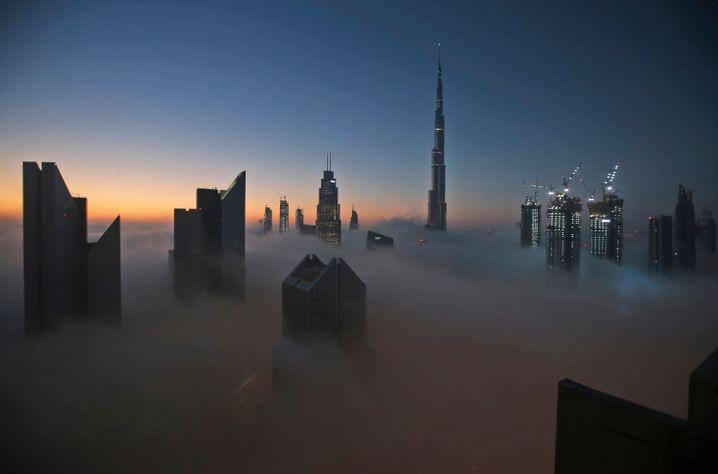Geld im Nebel: Wirecard nutzte Dubai als Drehscheibe zu wichtigen asiatischen Partnerfirmen.