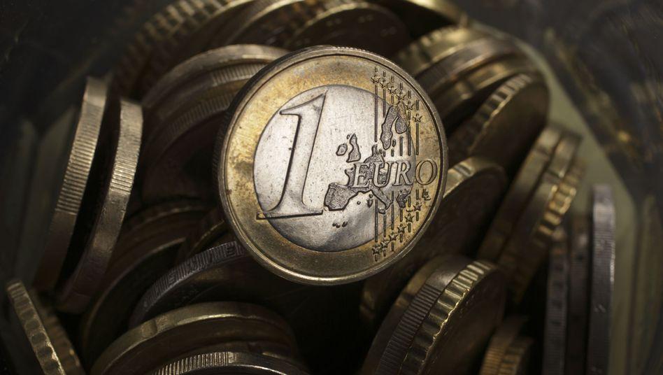 Er steigt und steigt: Trotz Schuldenkrise in Euroland notiert die Gemeinschaftswährung auf einem 14-Monats-Hoch zum US-Dollar
