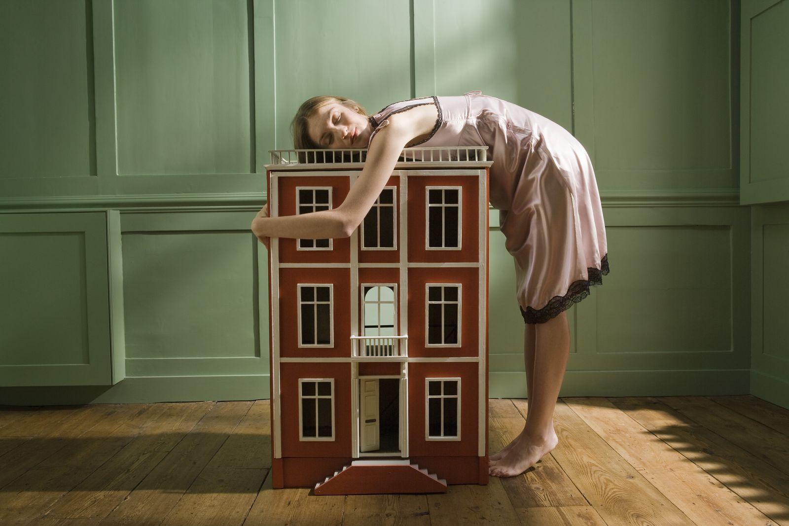 NICHT MEHR VERWENDEN! - KaSP Makler Immobilie Traumhaus SYMBOLBILD