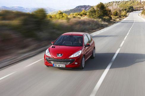 Peugeot: Kleinere Autos backen