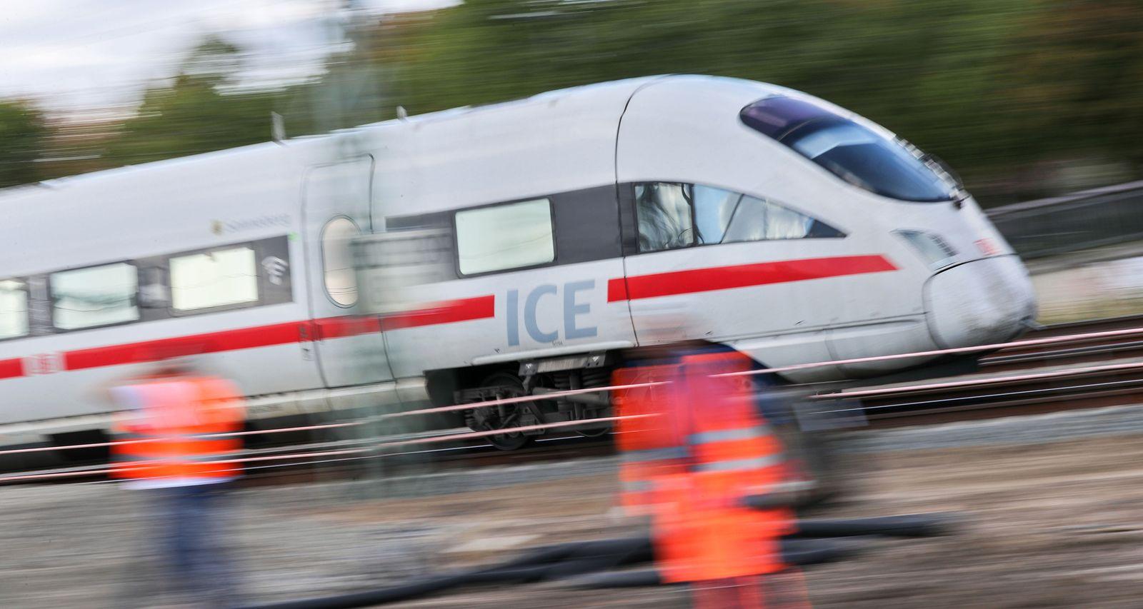 Deutsche Bahn/ ICE