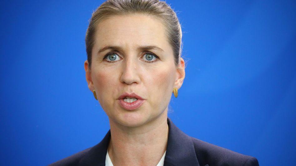 Will keine Staatshilfe an Steuerflüchtige zahlen: Dänemarks sozialdemokratische Ministerpräsidentin Mette Frederiksen