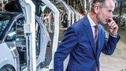 Volkswagen – Showdown in Halle 74