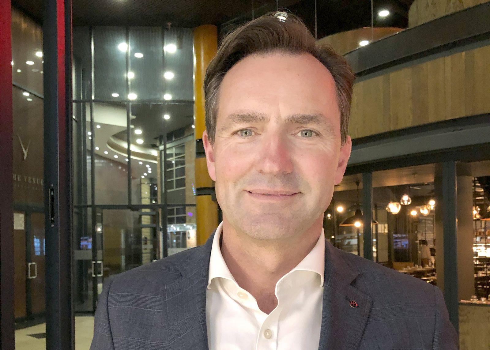 Manager Thomas Schäfer