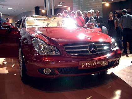 IAA-Hingucker: Mercedes-Benz Vision CLS