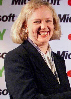 Chef von Ebay: Meg Whitman