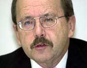 Geht nach 27 Jahren: Rewe-Chef Hans Reischl