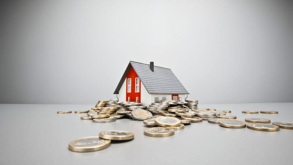 Teurer: Die Preise für Wohnimmobilien zogen 2011 deutlich an. Für Eigentumswohnungen mussten die Käufer im Schnitt 5,2 Prozent mehr bezahlen als vor Jahresfrist