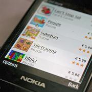 Internetportal: Nokia macht Apple mit seiner neuen Internetplattform Ovi Konkurrenz