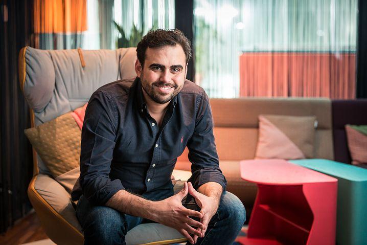 Gestatten, Ihr Versicherungsvertreter 2.0: Wefox-Gründer Julian Teicke