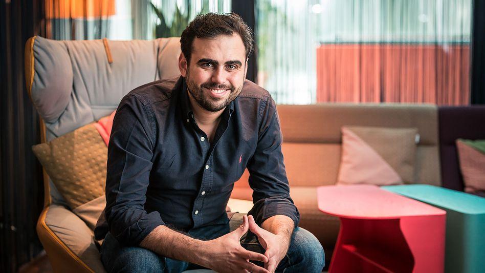 Julian Teicke, Gründer und CEO von Wefox