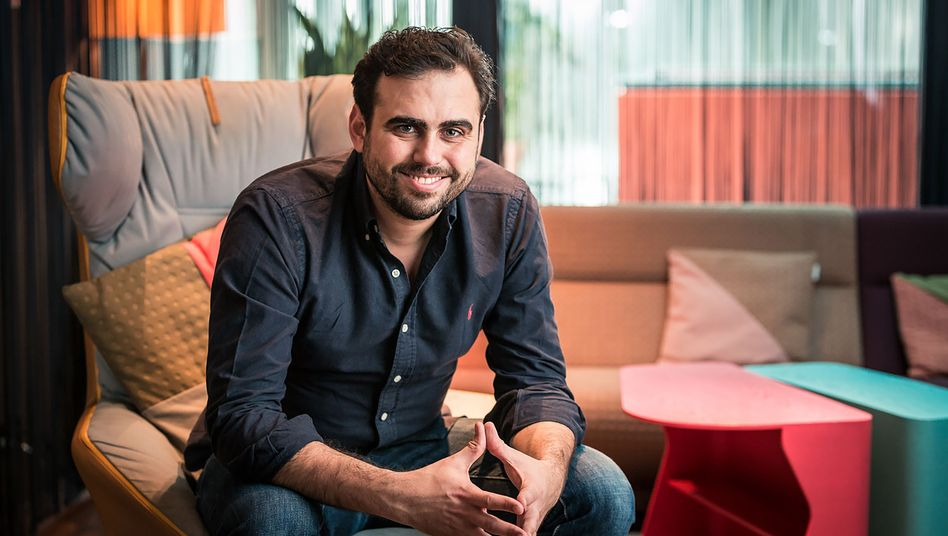 Wefox-Gründer Julian Teicke: Millionen von Investoren