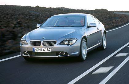 BMW 6er Ci: Eines der neuen Modelle der großen Produktoffensive in diesem Jahr
