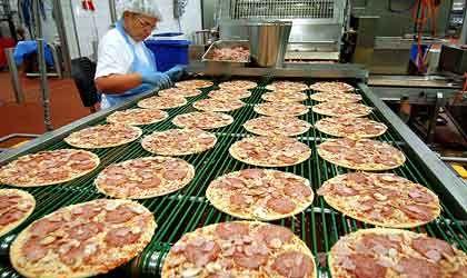 38 Prozent Marktanteil: Oetker ist vielen Konsumenten als Produzent von Tiefkühlpizza vertraut