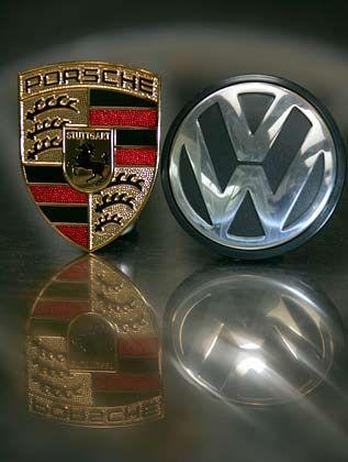 Ärger zwischen zwei Konzernen: Der VW-Betriebsrat wehrt sich gegen die von Porsche vorgesehene Mitbestimmungsvereinbarung