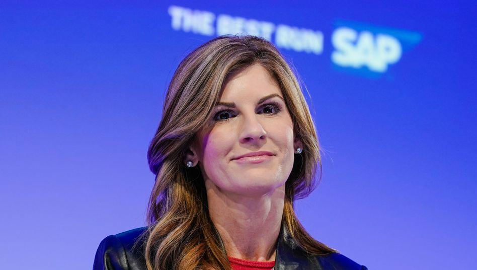 Künftige Hilfskraft für digitale Transformation: Ex-SAP-Co-Chefin Jennifer Morgan
