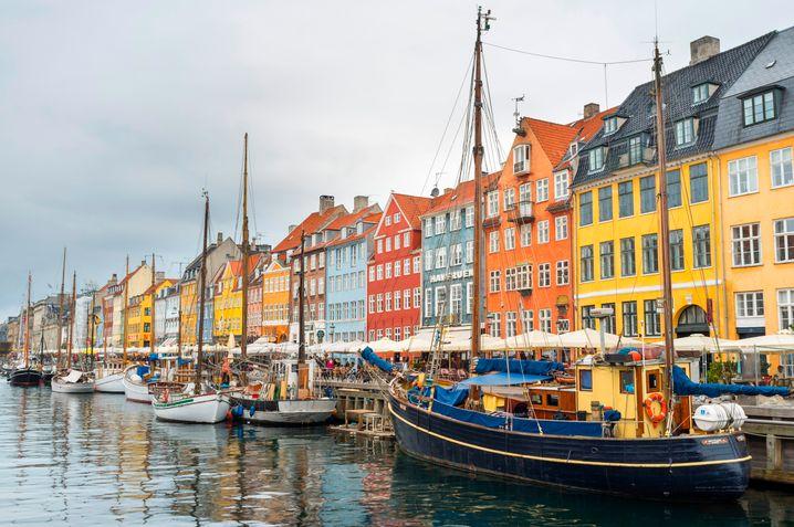 Vorzeige-Idylle Kopenhagen: Auch an der dänischen Börse sieht es 2015 gut aus